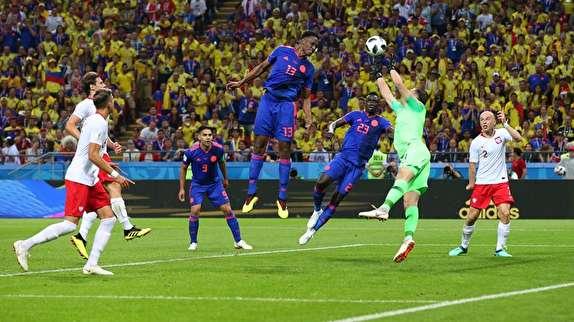باشگاه خبرنگاران -لهستان 0 - کلمبیا 3/حذف زودهنگام عقابها از جام 21 +فیلم