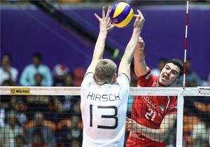 خلاصه والیبال ایران و آلمان در ۳ تیر ۹۷ +فیلم