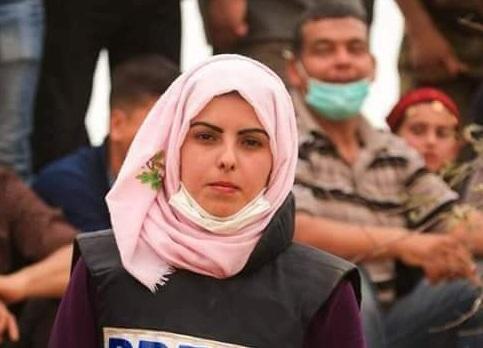 شهادت برادر ، سخت ترین خبر مخابره شده توسط خبر نگار فلسطینی