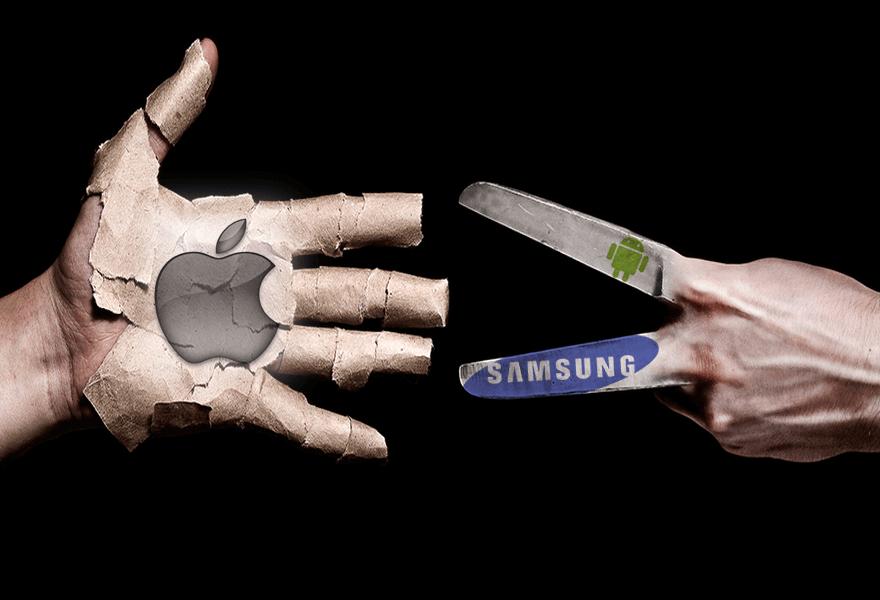 سامسونگ باز هم اپل را در ویدئوی تبلیغاتی خود مسخره کرد +فیلم