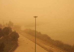 میزان گردو غبار در استان خوزستان بیش از حد مجاز اعلام شد