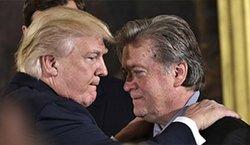 مرد مرموزی که باعث ظهور پدیده «ترامپ» شد/ «استیو بنن» کیست و چه برنامههای جدیدی در سر دارد؟