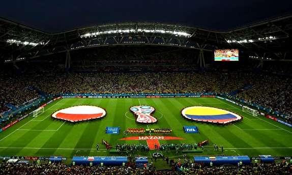 آلبوم تصاویر یازدهمین روز جام جهانی ۲۰۱۸ روسیه