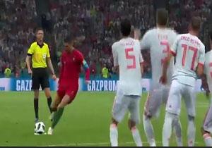 بررسی دقیق تیم ملی پرتغال پیش از بازی با ایران +فیلم
