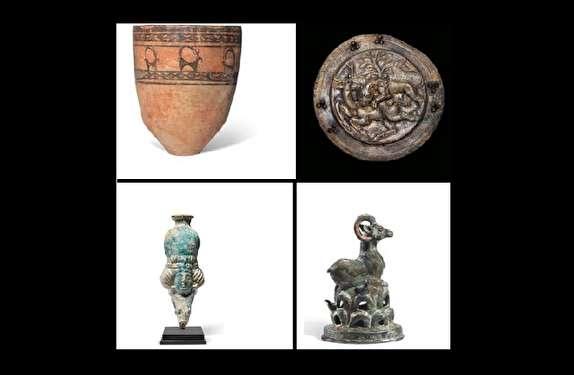 واکنش مدیر کل موزهها به حراج آثار تاریخی دو هزار ساله ایران در لندن