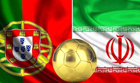 گزارشگران پرتغالی درباره تیم ملی ایران چه میگویند؟+فیلم