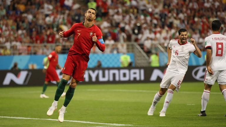 نتیجه لحظه به لحظه/تیم ملی ایران 0 - پرتغال 0