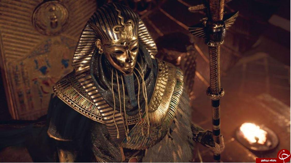 معرفی بازی Assassins Creed:Origins