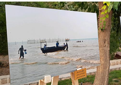 برپایی نمایشگاه گروهی عکس در فسا