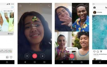 قابلیت تماس تصویری گروهی به اینستاگرام اضافه شد +تصاویر