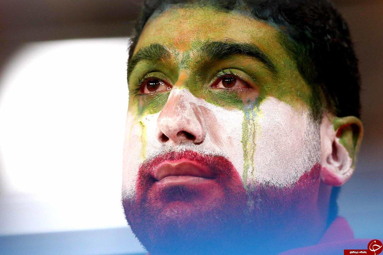 به یادماندنیترین لحظات جام جهانی ۲۰۱۸ در قاب تصاویر