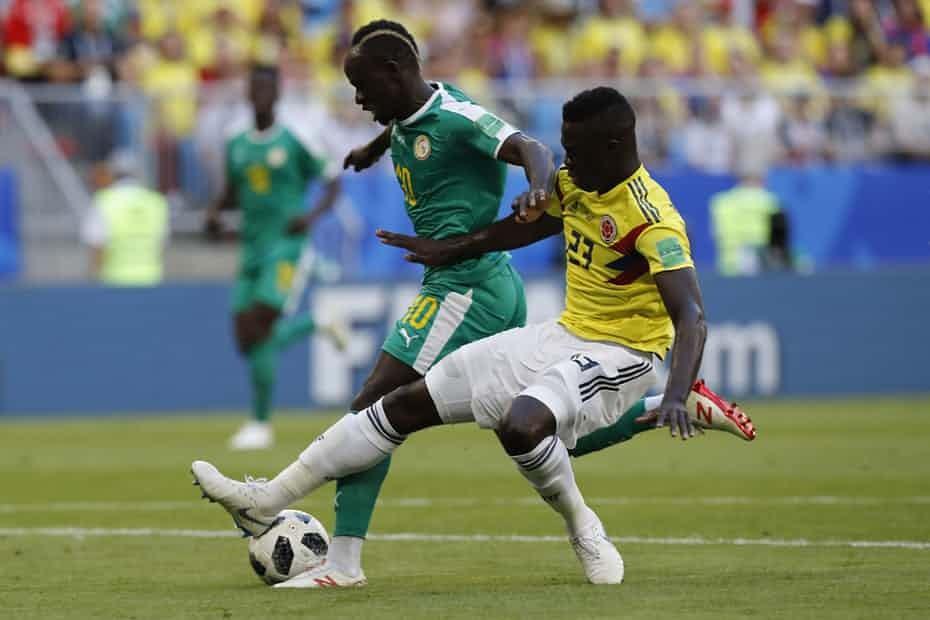 سنگال ۰ - ۰ کلمبیا / گزارش لحظه به لحظه