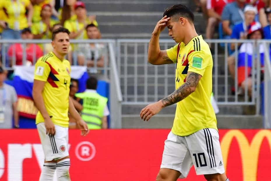 سنگال ۰ - ۱ کلمبیا / گزارش لحظه به لحظه
