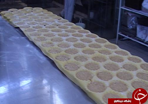 کارآفرین لرستانی با اشتغالزایی بیش از ۱۰۰ نفر در لرستان / تولید شیرینی و ارسال به تمام نقاط کشور + تصاویر
