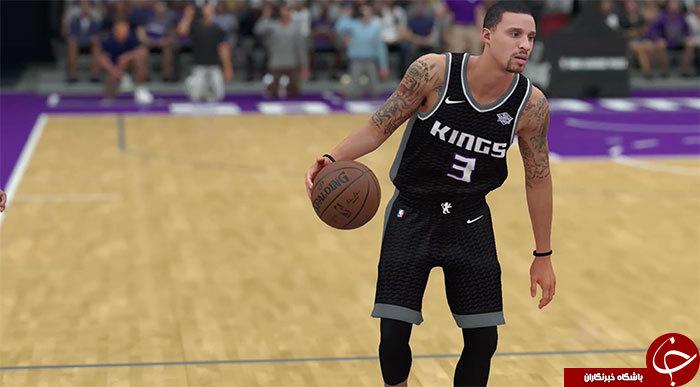 معرفی بازی NBA 2K18