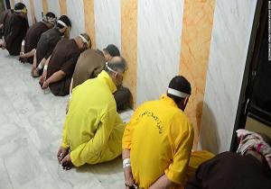 عبادی دستور اجرای فوری احکام اعدام تروریستهای داعش را صادر کرد