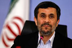 واکنش احمدی نژاد به دلایل رد صلاحیتش در انتخابات ریاست جمهوری 96