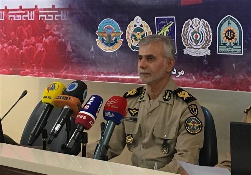 ایران در مسابقات نظامی روسیه با 382 نفر در 16 رشته شرکت میکند