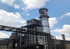 کاهش مصرف انرژی و آلودگی محیط زیست با راه اندازی بویلر بازیافت حرارت فولاد مبارکه