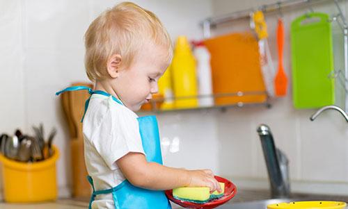 کودکان چگونه مسئولیت پذیر می شوند؟