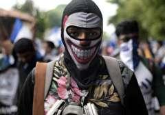 باشگاه خبرنگاران -تصاویر روز: از تظاهرات در السالوادور تا ملاقات وزرای خارجه انگلیس و فرانسه در پاریس