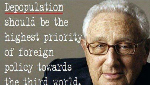 آمریکا چگونه اجرای عقیم سازی در کشورهای جهان را به راه انداخت/ طرح NSSM هنری کیسینجر چه میگوید؟