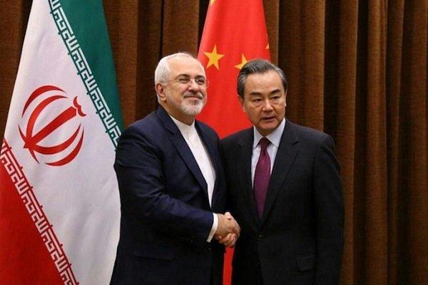 ایران و چین بر حفظ برجام تاکید کردند