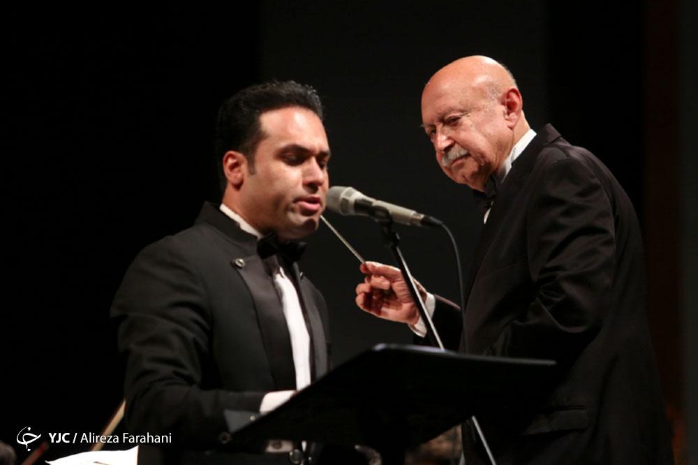 کنسرت شبی با فخر موسیقی ایران برگزار شد