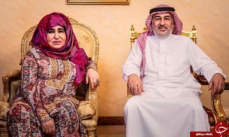 ناگفتههای مادر بن لادن/مغز اسامه را چه کسی شستشو داد؟+عکس
