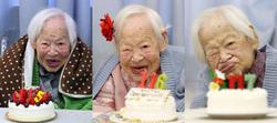 با پیرترین انسانهای جهان آشنا شوید؛ ابرصدسالههایی که اکثرا زن هستند