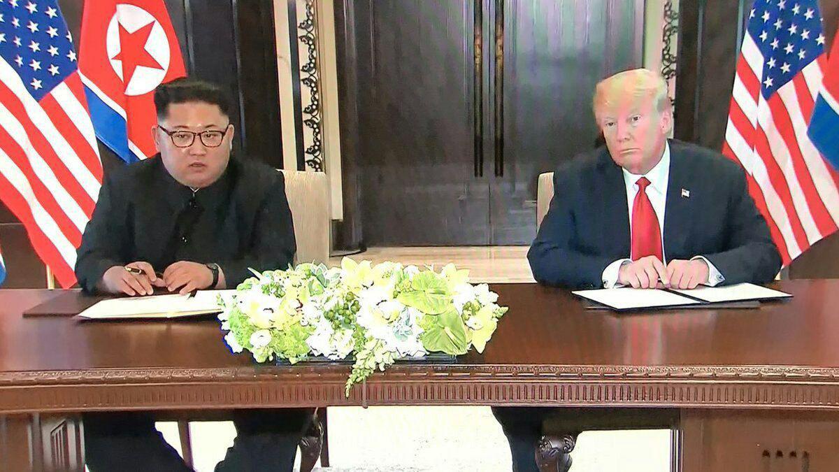 باشگاه خبرنگاران -تحویل نامه ترامپ به وزیر خارجه کره شمالی/ ابراز نگرانی پیونگیانگ درباره اقدامات اخیر آمریکا