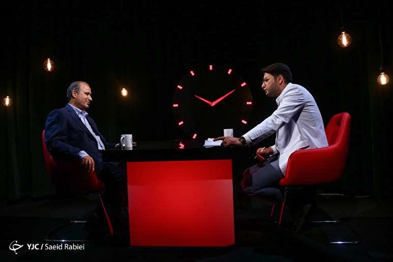 خلاصه گفتگوی «10:10 دقیقه» با رئیس فدراسیون فوتبال + فیلم