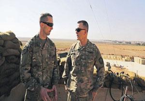 وجود پایگاه نظامی مخفی آمریکا نزدیک مرز ترکیه با ایران
