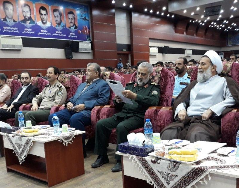 آئین بزرگداشت شهید عباس بابایی برگزار شد