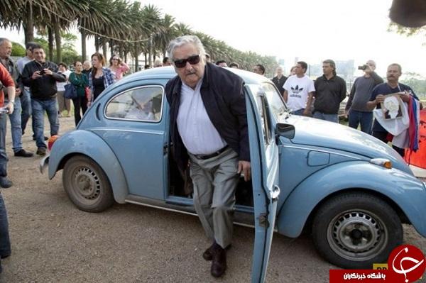 خودرو شخصی پوتین در لیست 4خودرو برتر مقامات سیاسی قرار گرفت