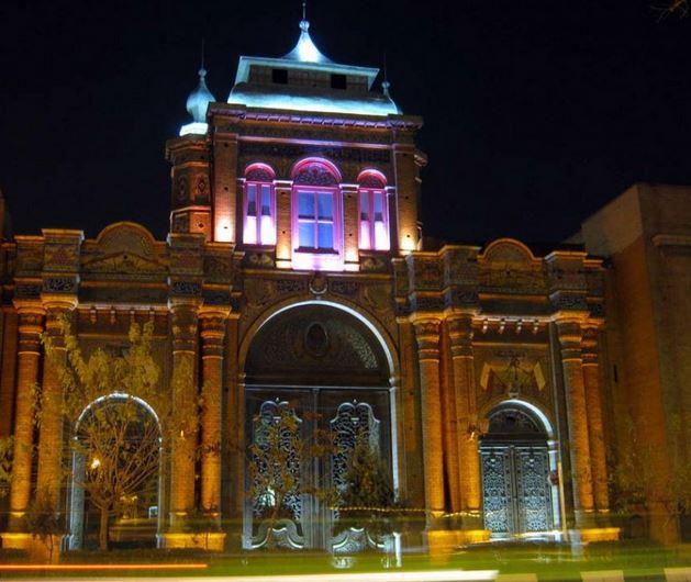 سردر باغ ملی برای حضور شبانه شهروندان گشایش مییابد