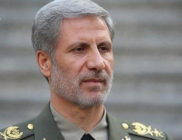 کارخانه مونتاژ مهمات کالیبر متوسط در اصفهان افتتاح شد