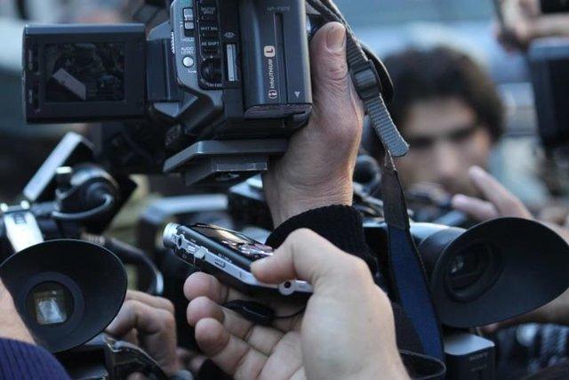 خبرنگاران طلایه داران جبهه آگاهی