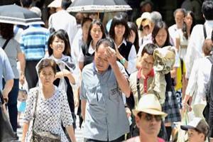 باشگاه خبرنگاران -گرمای بیسابقه در ژاپن/ بیش از هفتاد هزار نفر راهی بیمارستان شدند