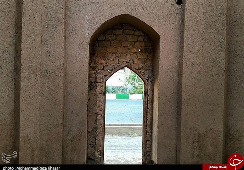 تصاویری جذاب و دیدنی از برج تاریخی چهل دختر در سمنان