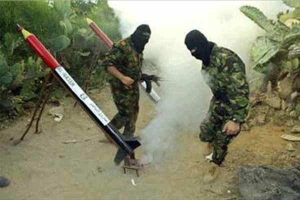 حملات موشکی مقاومت به صهیونیستها