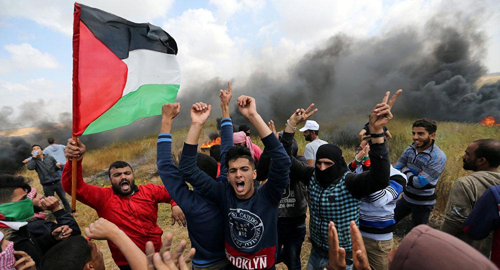 فارن پالیسی: هدف آمریکا و اسرائیل از بین بردن فلسطینی هاست