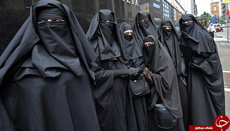 کدام کشورها استفاده از «روبنده» را برای زنان ممنوع کرده اند؟