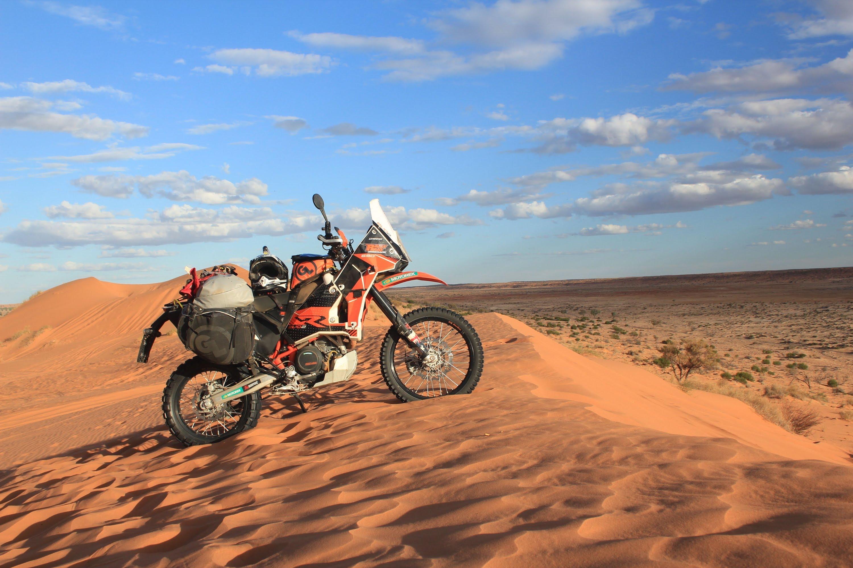 مظنه فروش موتورسیکلت بیابان در بازار چقدر است؟
