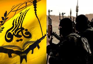 نبرد دلاورانه لشکر فاطمیون مقابل تروریستهای داعش+فیلم