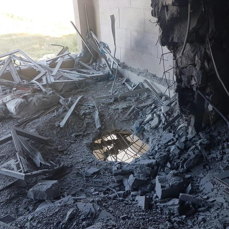 ۵۰ شهرک صهیونیستنشین زیر آتش نیروهای مقاومت فلسطینی/ اقدامات متجاوزانه دشمن پاسخ داده شد