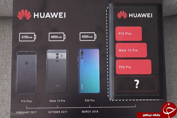 هوآوی بزرگترین باتری را برای Mate 20 Pro میسازد