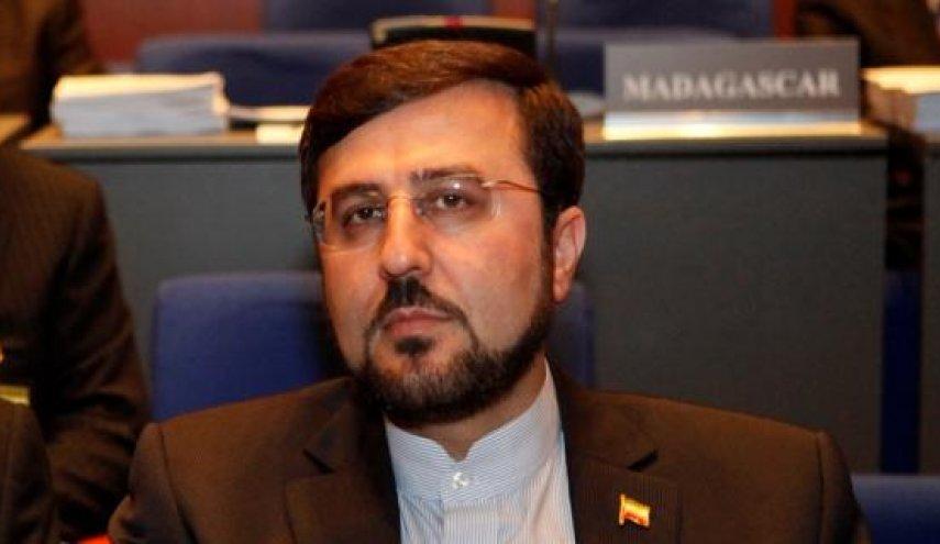 غریبآبادی: ایران اقدامات یکجانبه آمریکا را با چالش جدی مواجه کرده است
