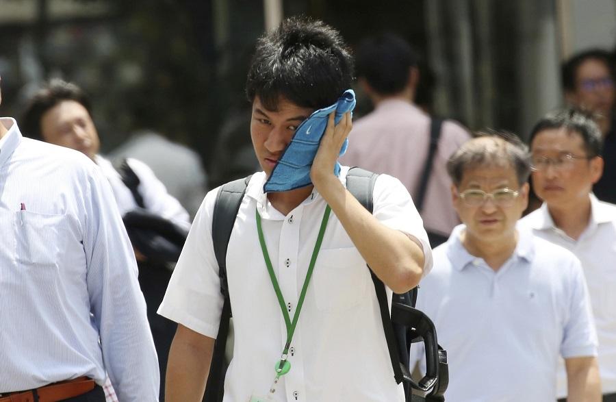 باشگاه خبرنگاران -مرگ ۴۲ نفر در کره جنوبی بر اثر گرمای شدید