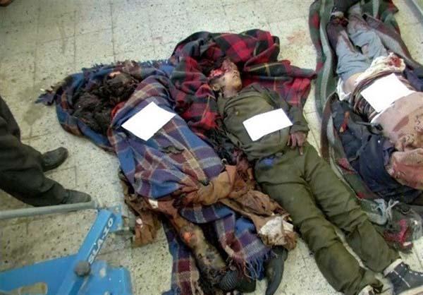 حمله ائتلاف متجاوز سعودی به اتوبوس حامل دانش آموزان یک مدرسه قرآنی در یمن